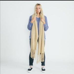 Free People Oversized Scarf